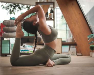 Tác dụng tuyệt vời của việc luyện tập yoga hàng ngày